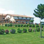 jardin y parque infantil de Hotel Migal