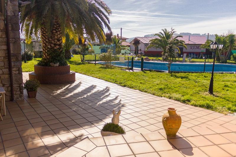 Hotel villa de san remo for Jardin villa san gaspar