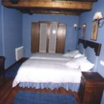 habitacion azul...
