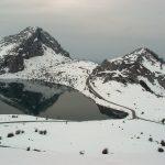 lago enol.nevado
